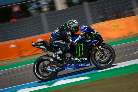Maverick Vinales konnte in Assen für Yamaha siegen - Foto: Tobias Linke