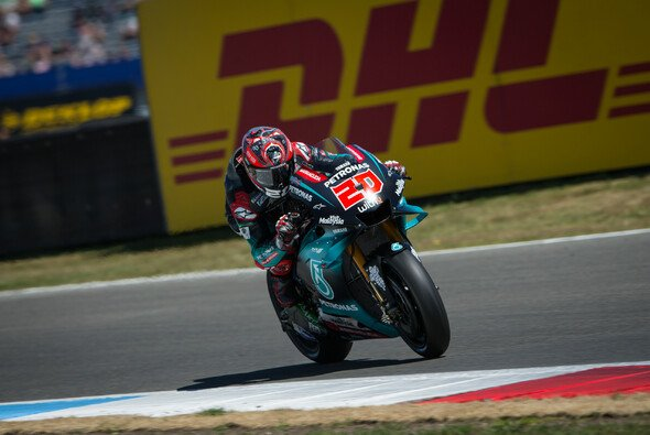 Fabio Quartararo fuhr in Assen zum zweiten Mal aufs MotoGP-Podium - Foto: Tobias Linke