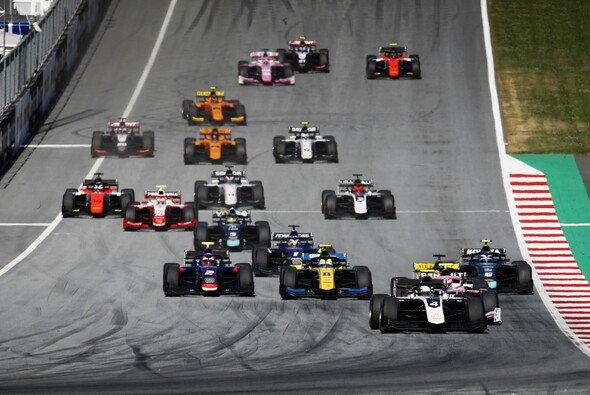 Die Formel 2 geht 2020 in die nächste Runde - Foto: LAT Images