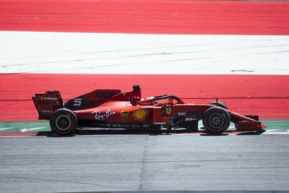 Österreich soll Ferrari laut Sebastian Vettel geholfen haben - Foto: Ferrari