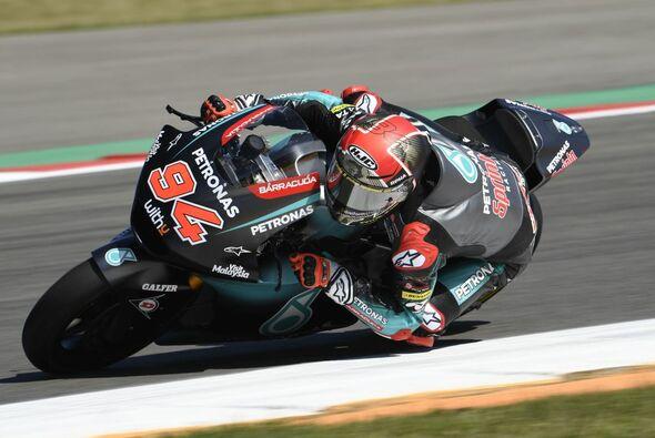Jonas Folger darf auch den Tschechien-GP bestreiten - Foto: PETRONAS Sprinta Racing