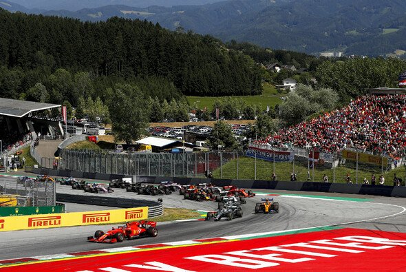 Den Österreich Grand Prix zeigen ServusTV und ORF beide live - Foto: LAT Images
