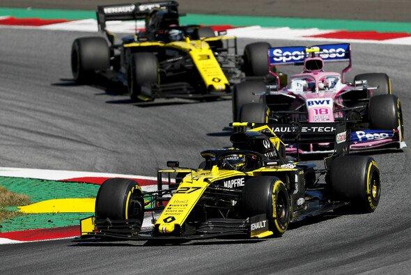 Renault dümpelte in Spielberg weit hinter der Mittelfeldspitze herum - Foto: LAT Images