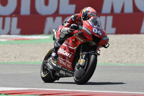 Andrea Dovizioso beendete die Dutch TT als Vierter - Foto: Ducati