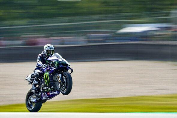 Maverick Vinales war in Assen siegreich - Foto: Yamaha