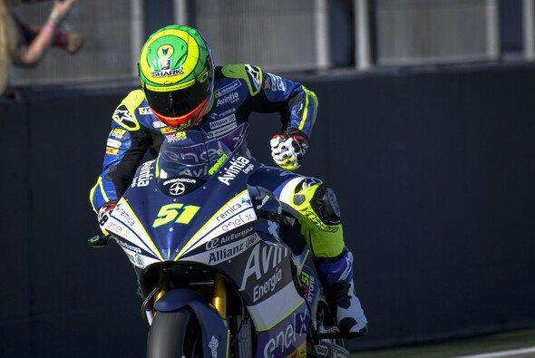 Eric Granado steht auf Pole Position - Foto: MotoGP