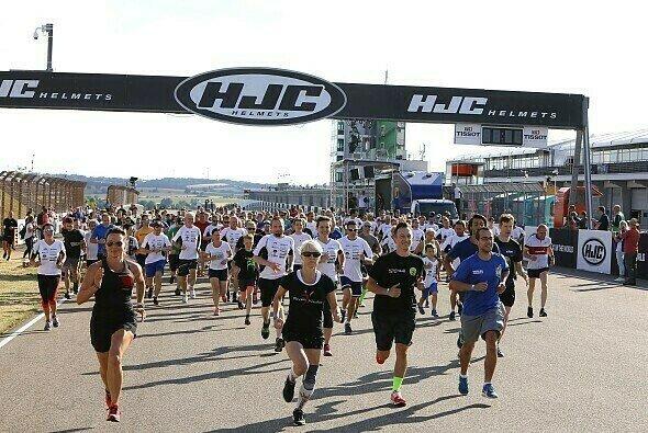 Laufen und Gutes tun: Charity Run am Sachsenring - Foto: ADAC Motorsport
