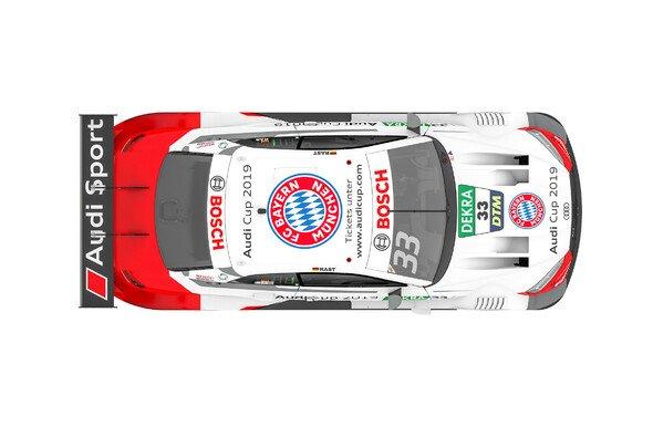 Rene Rast wehrt sich am Norisring gegen zahlreiche Hass-Kommentare - Foto: Audi Communications Motorsport