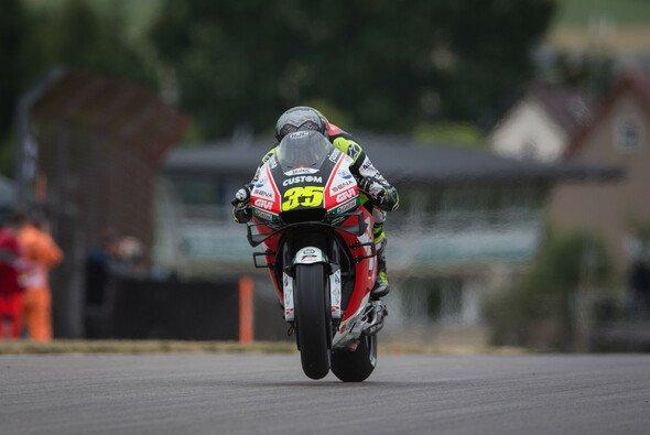 Cal Crutchlow fuhr auf dem Sachsenring ein starkes MotoGP-Rennen - Foto: Tobias Linke