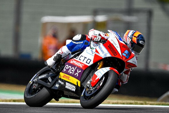 Alex De Angelis holte Pole Position - Foto: Pramac Racing