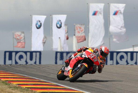 Die MotoGP gastiert zum ersten Mal seit 2019 am Sachsenring - Foto: LAT Images