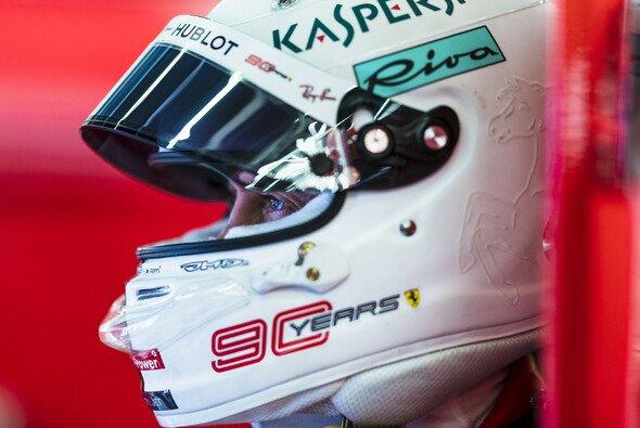 Vettel unterlag Teamkollege Leclerc in Silverstone deutlich - Foto: Ferrari