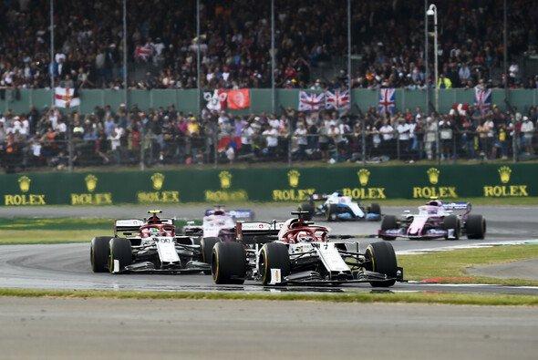 Silverstone lieferte 2019 ein hochspannendes Formel-1-Rennen - Foto: LAT Images
