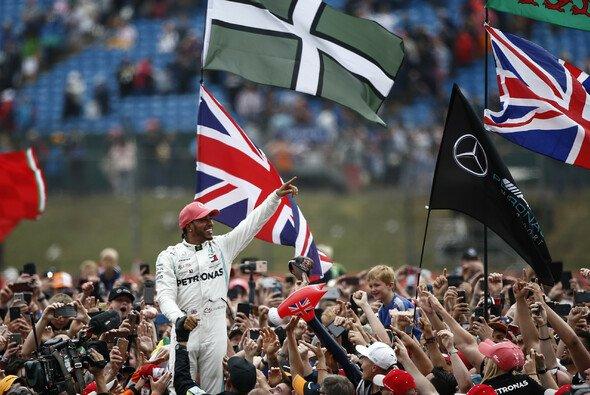 Beim Grand Prix von Großbritannien 2021 können wir wieder mit 140.000 Zuschauern in Silverstone rechnen. - Foto: LAT Images