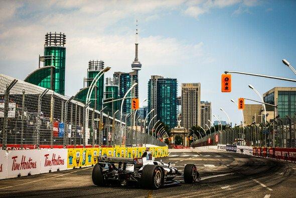 Simon Pagenaud siegte in Toronto - Foto: IndyCar