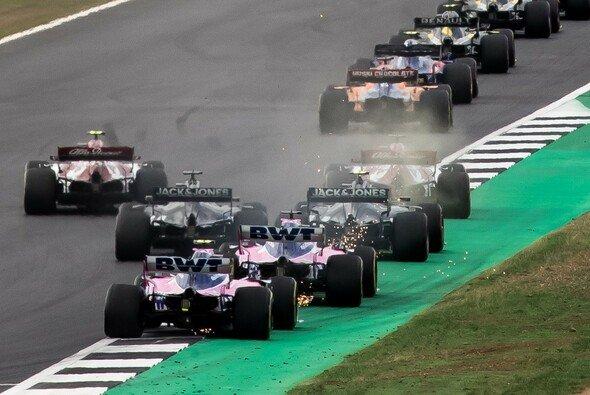 Für Haas war die Arbeit eines ganzen Wochenendes im Rennen nach fünf Kurven im Eimer - Foto: LAT Images