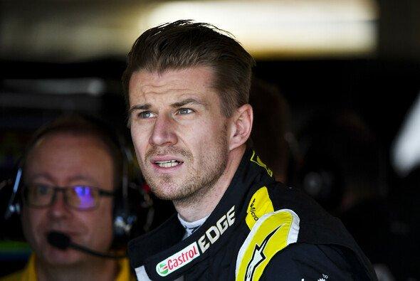 Nico Hülkenberg war nach dem Formel-1-Rennen in Silverstone nicht gut auf die Renault-Strategen zu sprechen - Foto: LAT Images