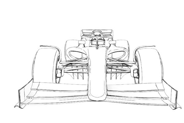 Wie die Formel-1-Zukunft aussieht, ist auch kurz vor Regel-Deadline nicht fix - Foto: F1