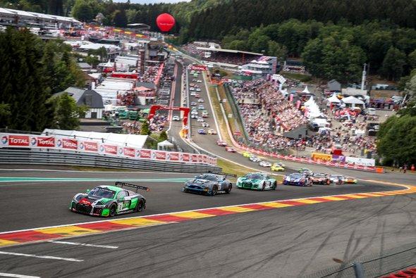 Alle wichtigen Infos zum 24-Stunden-Rennen Spa-Francorchamps 2019 - Foto: Blancpain GT