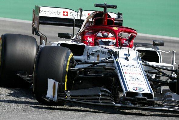 Kimi Räikkönen katapultierte Alfa Romeo im Qualifying in Hockenheim auf neue Höhen - Foto: LAT Images
