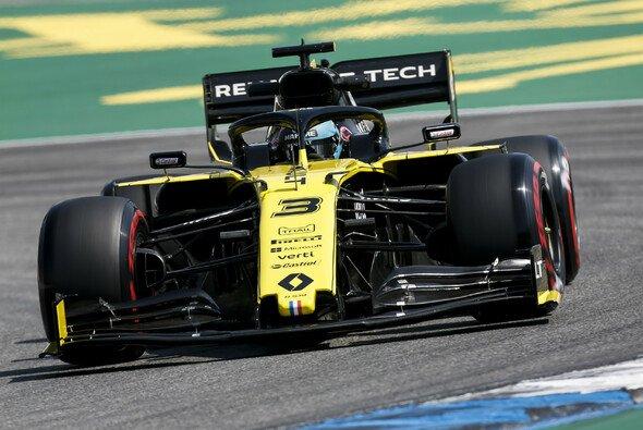 Daniel Ricciardo blieb im Formel-1-Qualifying in Hockenheim hinter den eigenen Erwartungen zurück - Foto: LAT Images
