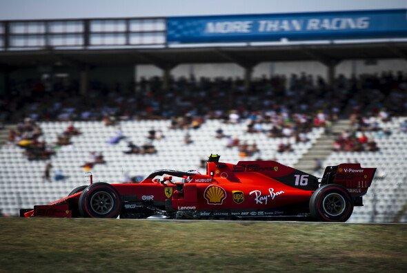 Ferrari dominiert auch am Samstag das Geschehen in Hockenheim - Foto: Ferrari