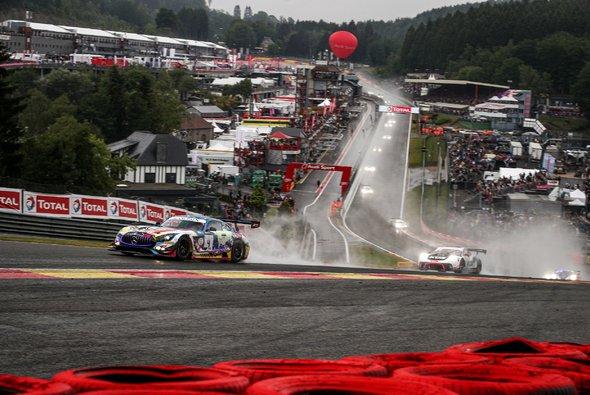Das 24h-Rennen in Spa kann nicht wie geplant stattfinden - Foto: SRO