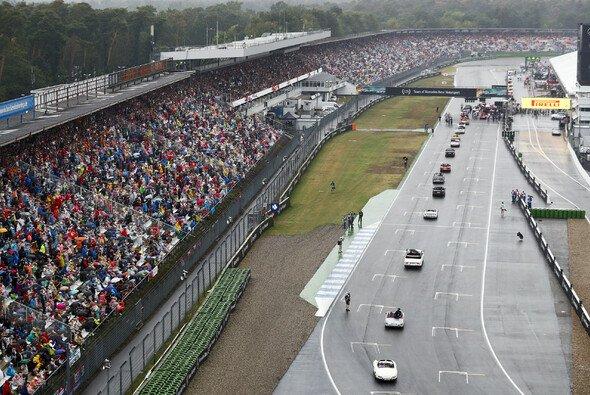 Die Chancen auf eine Hockenheim-Rückkehr der Formel 1 stehen weiterhin schlecht - Foto: LAT Images