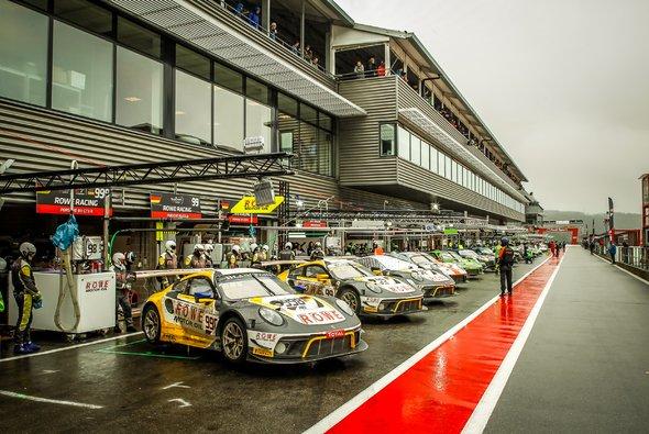 Bei den 24h von Spa gehen 2020 insgesamt 56 Autos ins Rennen - Foto: SRO