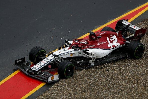 Kimi Räikkönen war neben der Strafe auch mit seinem Rennen in Hockenheim nicht zufrieden - Foto: LAT Images