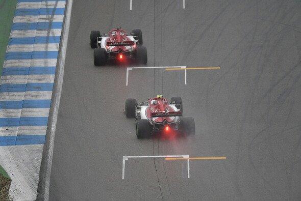Alfa Romeo will gegen die Bestrafung im Formel-1-Rennen auf dem Hockenheimring vorgehen - Foto: LAT Images