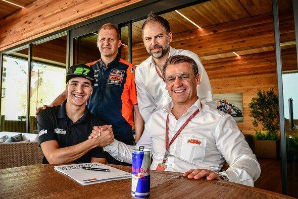 Iker Lecuona fährt ab 2020 für KTM Ajo - Foto: KTM