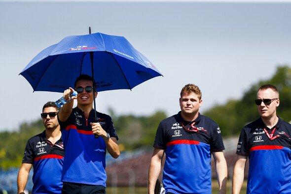 Die Formel 1 ist in Ungarn zurück in der Hitze - Foto: LAT Images
