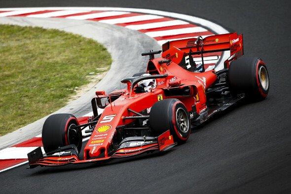 Ferrari bleibt 2019 dem SF90 weiter treu - Foto: LAT Images