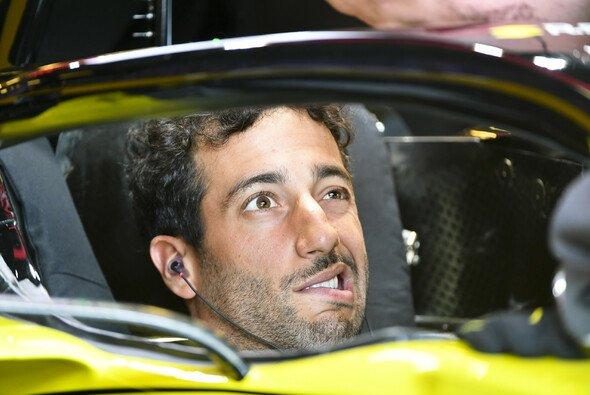 Bei Daniel Ricciardo lief im Qualifying - Foto: LAT Images