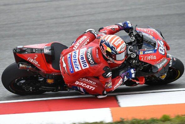 Andrea Dovizioso legte in Spielberg vor - Foto: Ducati