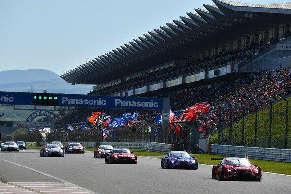 SUPER-GT-Rennen auf dem Fuji Speedway 2018 - Foto: GTA