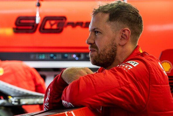 Sebastian Vettel fährt 2019 dem WM-Kampf der Formel 1 hinterher - Foto: Ferrari