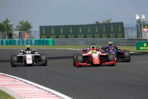 Der Formel-1-Nachwuchs macht an diesem Wochenende in Ungarn Station - Foto: LAT Images