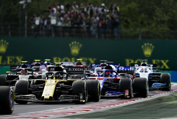 Renault versinkt 2019 erneut im Mittelfeld der Formel 1 - Foto: LAT Images