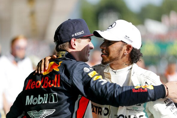 Max Verstappen konnte die Pleite gegen Lewis Hamilton schnell verdauen - Foto: LAT Images