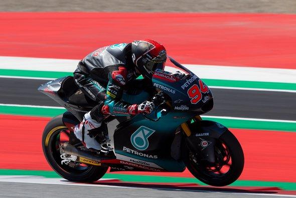 Jonas Folger wird für den Rest der Saison nicht mehr in der Moto2 starten - Foto: PETRONAS Sprinta Racing