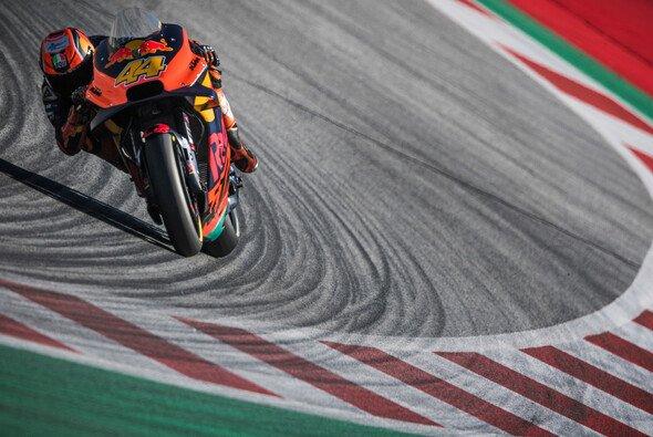 Pol Espargaro darf als erster MotoGP-Stammfahrer wieder Gas geben - Foto: KTM