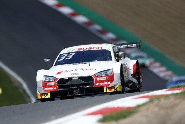Siebte Saison-Pole für Rene Rast auf dem Nürburgring - Foto: DTM