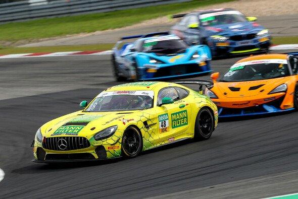 Leipert Motorsport steigt mit Mercedes in die neue DTM Trophy ein - Foto: ADAC GT4 Germany