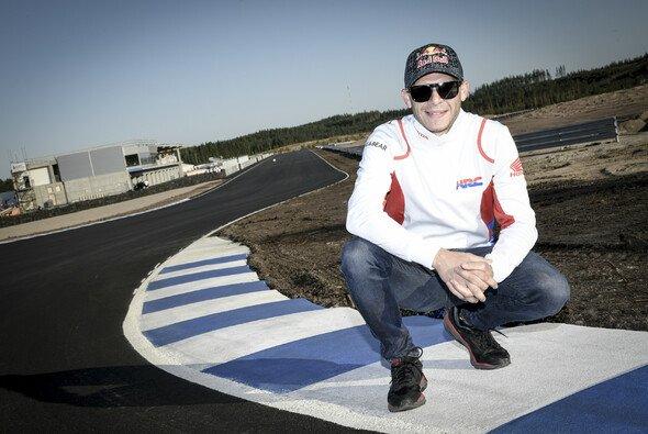 Honda-Testfahrer Stefan Bradl ist auch mit dabei - Foto: MotoGP