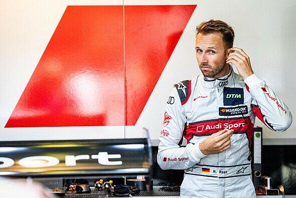 DTM-Champion Rene Rast spricht über Audis DTM-Ausstieg zum Ende der Saison 2020 - Foto: Audi Communications Motorsport