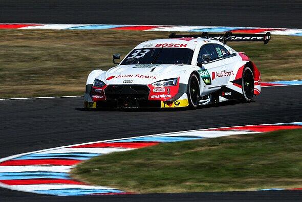 Sechste Saison-Pole für Rene Rast - Foto: Audi Communications Motorsport