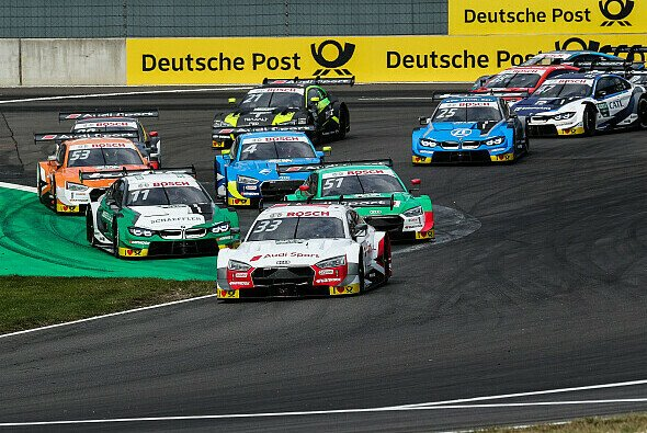 Live-Streams zum siebten DTM-Rennwochenende der Saison 2019 - Foto: Audi
