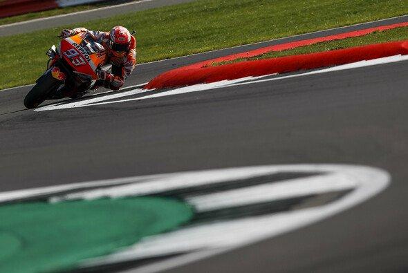 Marquez holte seine 60. MotoGP-Pole - im 120. Versuch - Foto: Repsol